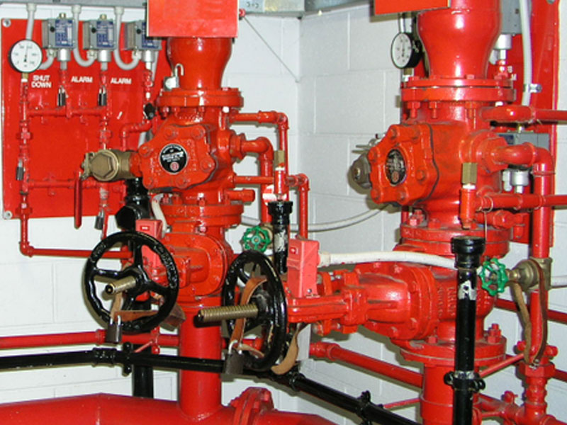 WET FIRE SYSTEMS